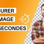 Miniature détourer une image en 5 secondes